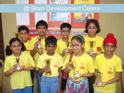 Competition winner at Brain Development Centre
