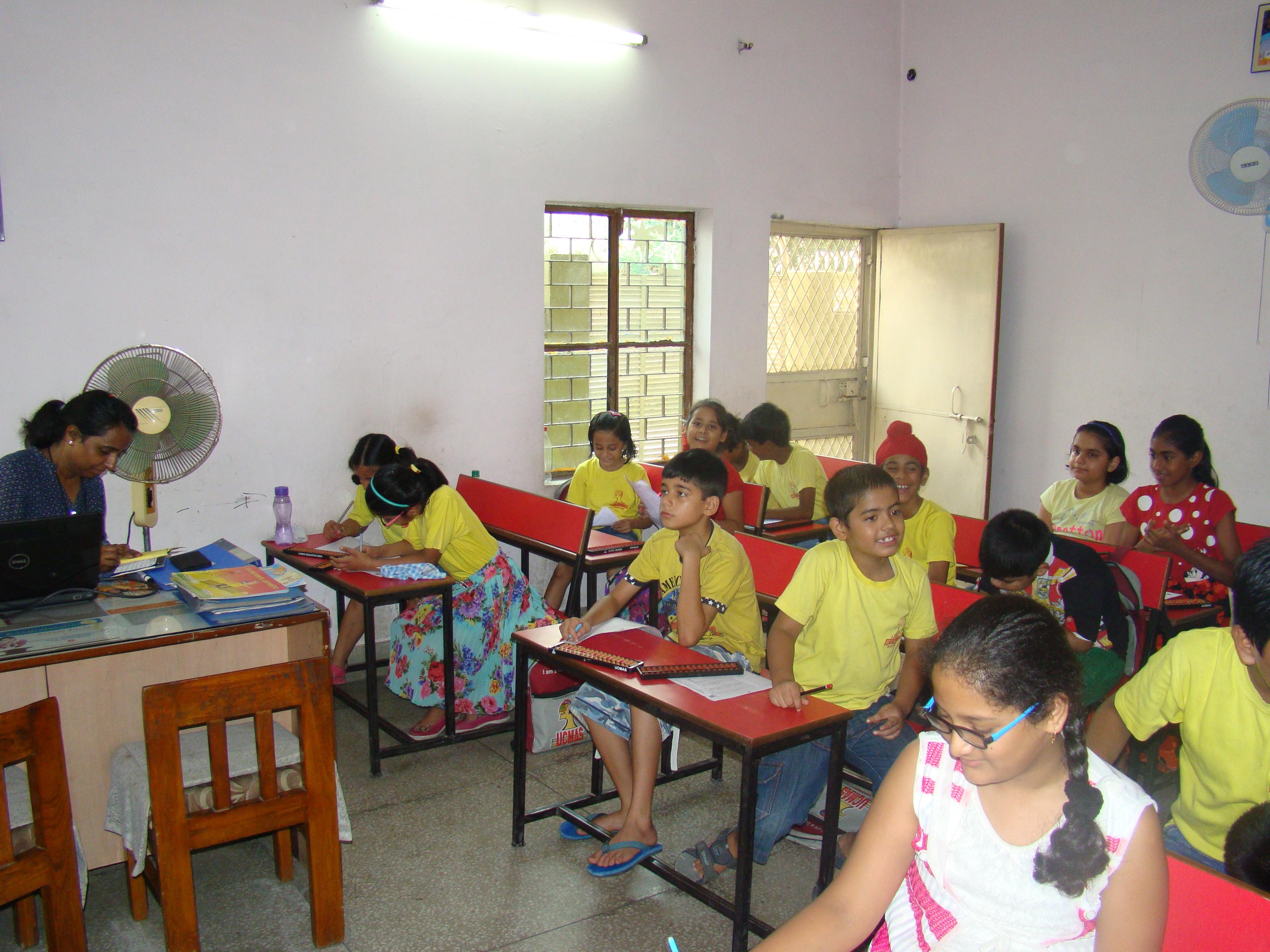 Grammar Class@Brain Development Centre