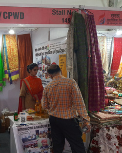 Product Display at India Gate, New Delhi