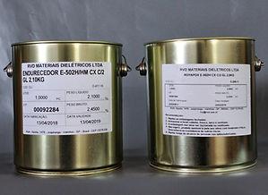 Conjunto Endurecedor E 502 H e resina.jp
