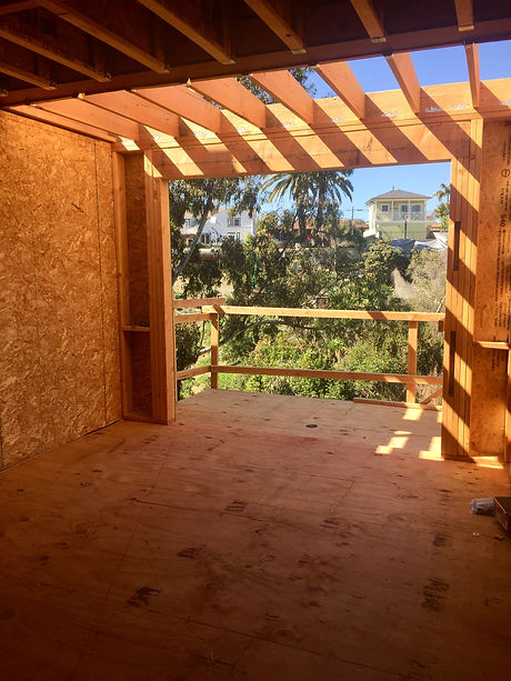 bedroom view with roof joists.jpg