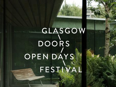 Glasgow Doors Open Day goes Digital
