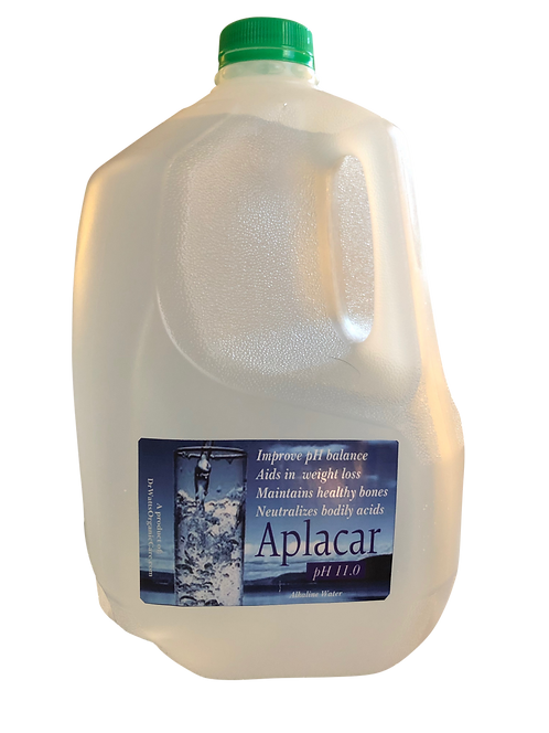 Aplacar Alkaline Water - gallon