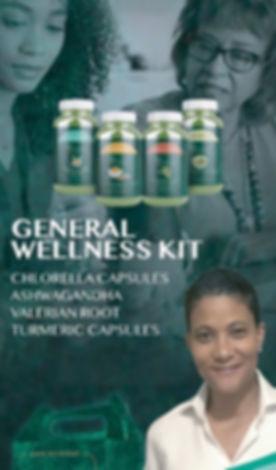 dr watts organics general wellness kit h