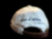 Dr Watts Organics White baseball cap hou