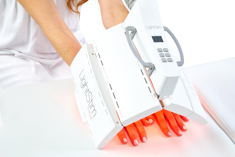 LightStim LED Lysterapi Hender