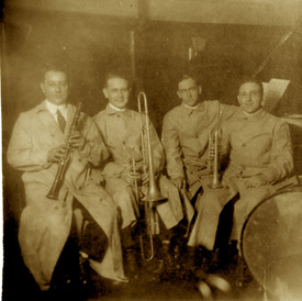 Stein's Dixie Jass Band, Chicago, c. March 1916