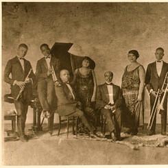 Bennie Moten's Kansas City Orchestra, 1923