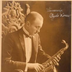 Clyde Doerr, 1922