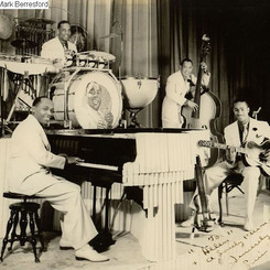 Louis Armstrong Orchestra Rhythm Section