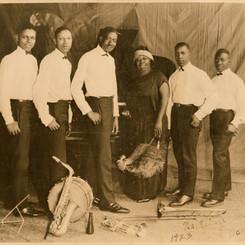 Ma Rainey and Her Band
