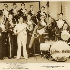 Walter Barnes and his Royal Creolians