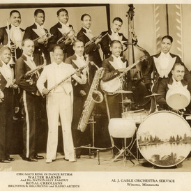 Walter Barnes and his Royal Creolians