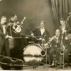 Leon Abbey's Band, 1925