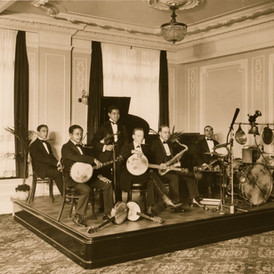 Murray Pilcer's Band, 1916