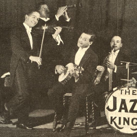 Benny Peyton's Jazz Kings