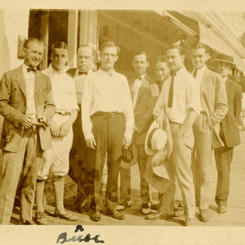 Paul Biese's Orchestra, 1922