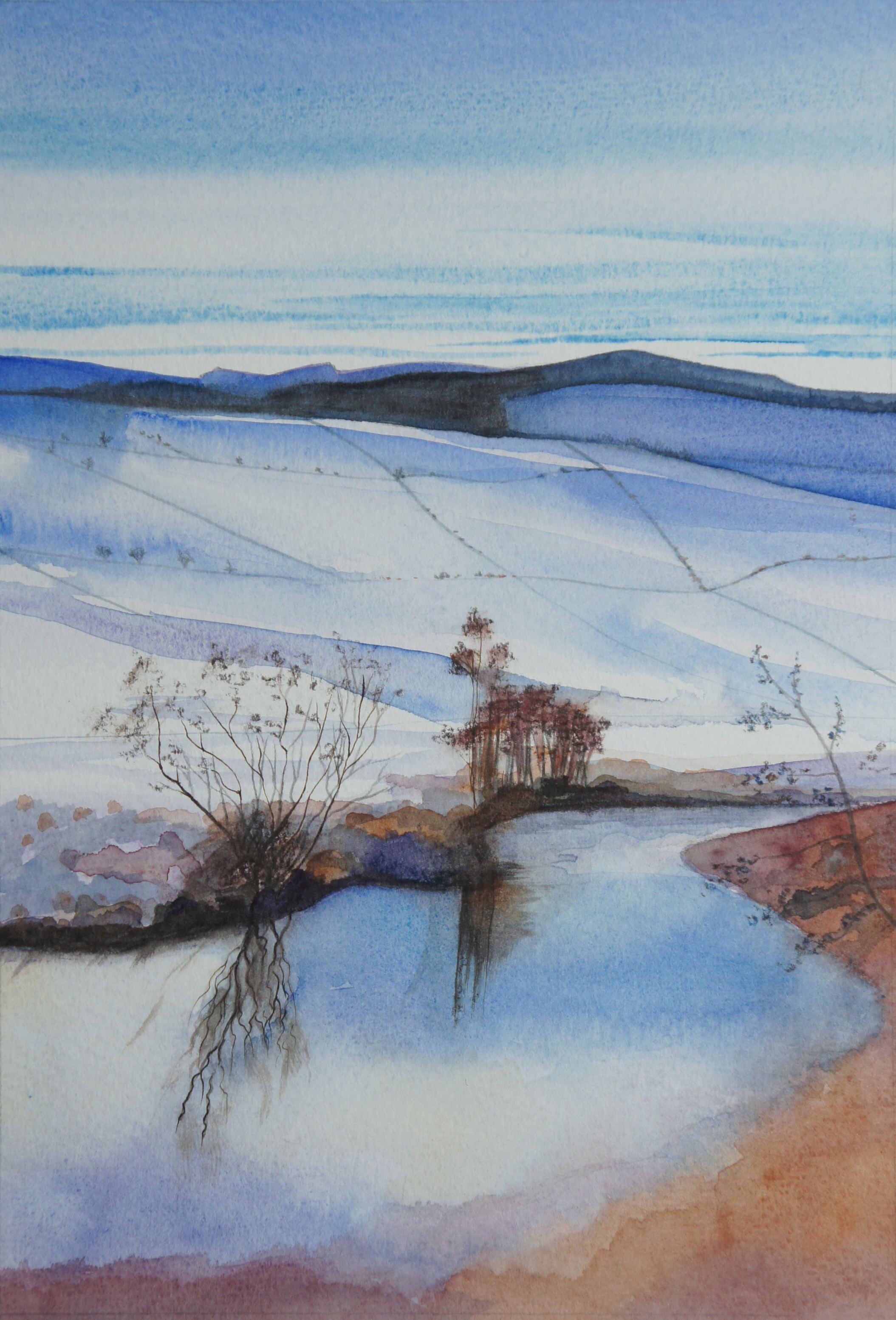 Coquet winter SOLD