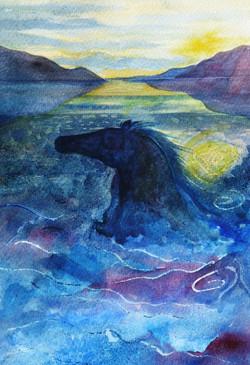 The Loch Ness Kelpie