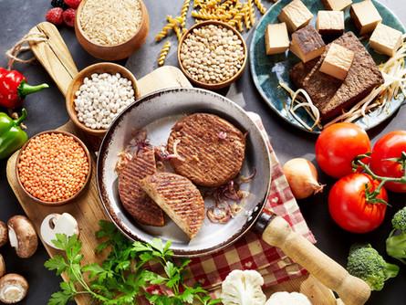 5 alternatives végan aux aliments du quotidien