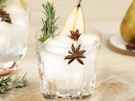 Recette du Gin Royal poire-anis