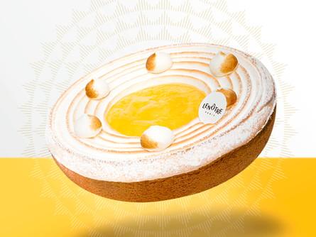 Recette de la tarte au citron façon Lenôtre