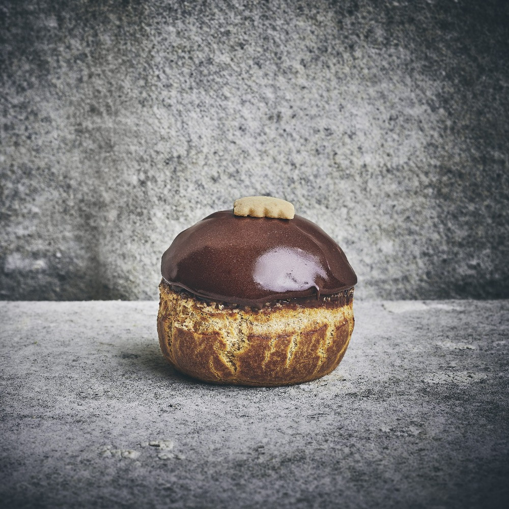 chou chocolat benoit castel yuzü