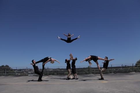 Dauntless Movement Crew
