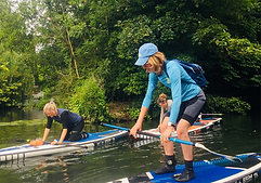 one to one lessons beginners paddleboard