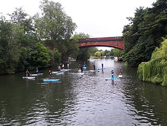 beginners SUP lessons