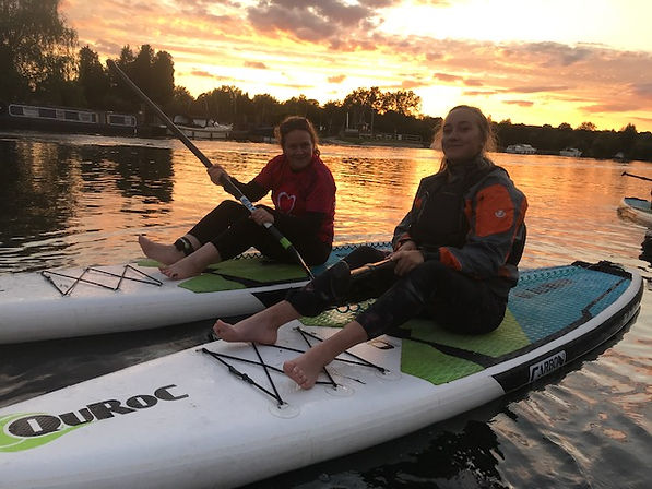 cookham spade oak thames paddle board SUP hire lessons beginners improversJPG