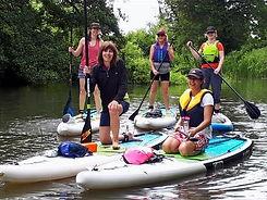 paddleboard bourne end