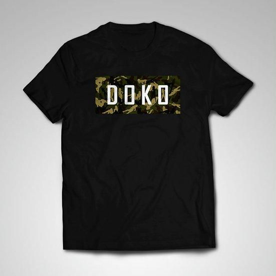 Camiseta Doko Camo