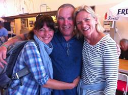 Davina McCall, Neil and Martha Holmes