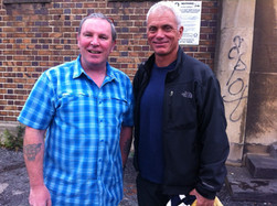 Neil and Jeremy Wade