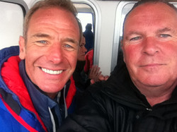 Neil and Robson Green