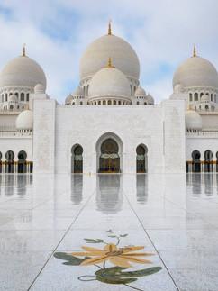 White Mosque, United Arab Emirates copy.