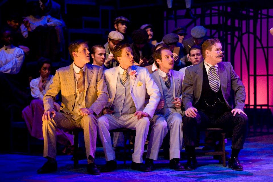 Logan Hurd - Ragtime: The Musical