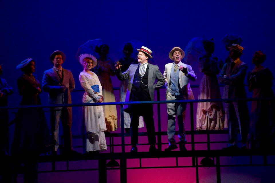 Logan Hurd - Ragtime: The Musical