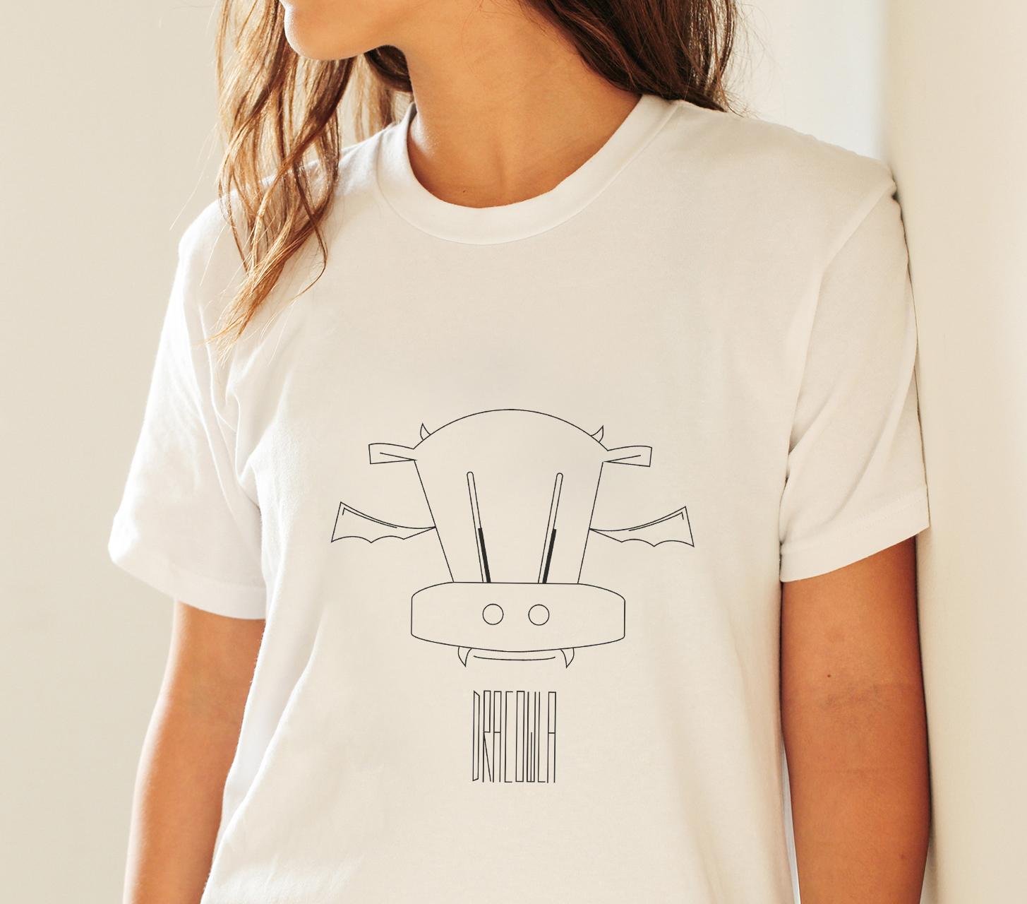 tshirt cow