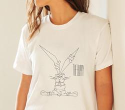 Tshirt Bunny
