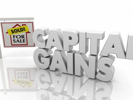 Capital Gains Tax for Dummies