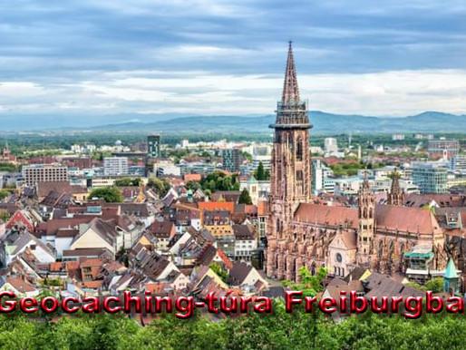 Geocaching-túra Freiburgban