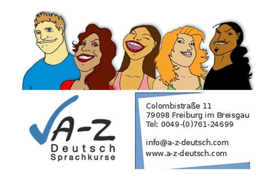 A-Z Deutsch Sprachkurse