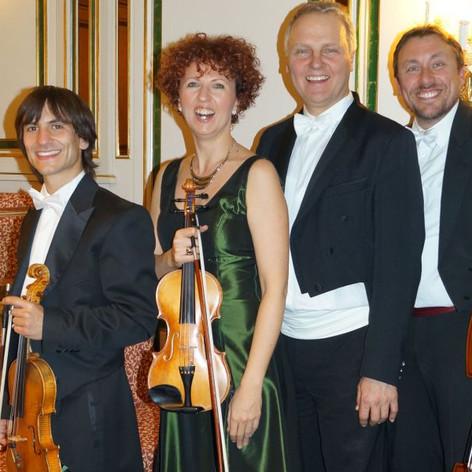 Lehár Quartett