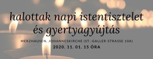 Magyar nyelvű ökumenikus istentisztelet