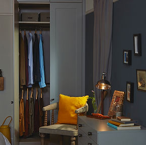 Eastling Bedroom Matt Anthracite Image 2