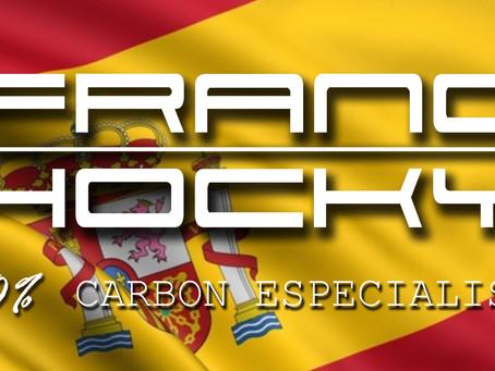 FRANChocky ESPANYOL HAS LANDED