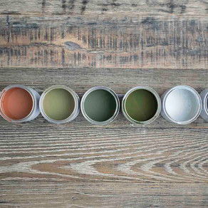 SEVEN NEW TREND-LEADING ADDITIONS TO THE GARDINER OF ENGLAND PAINTED PALETTE