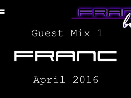 THE ALL NEW FRANCbeats GUEST MIX IS IN...